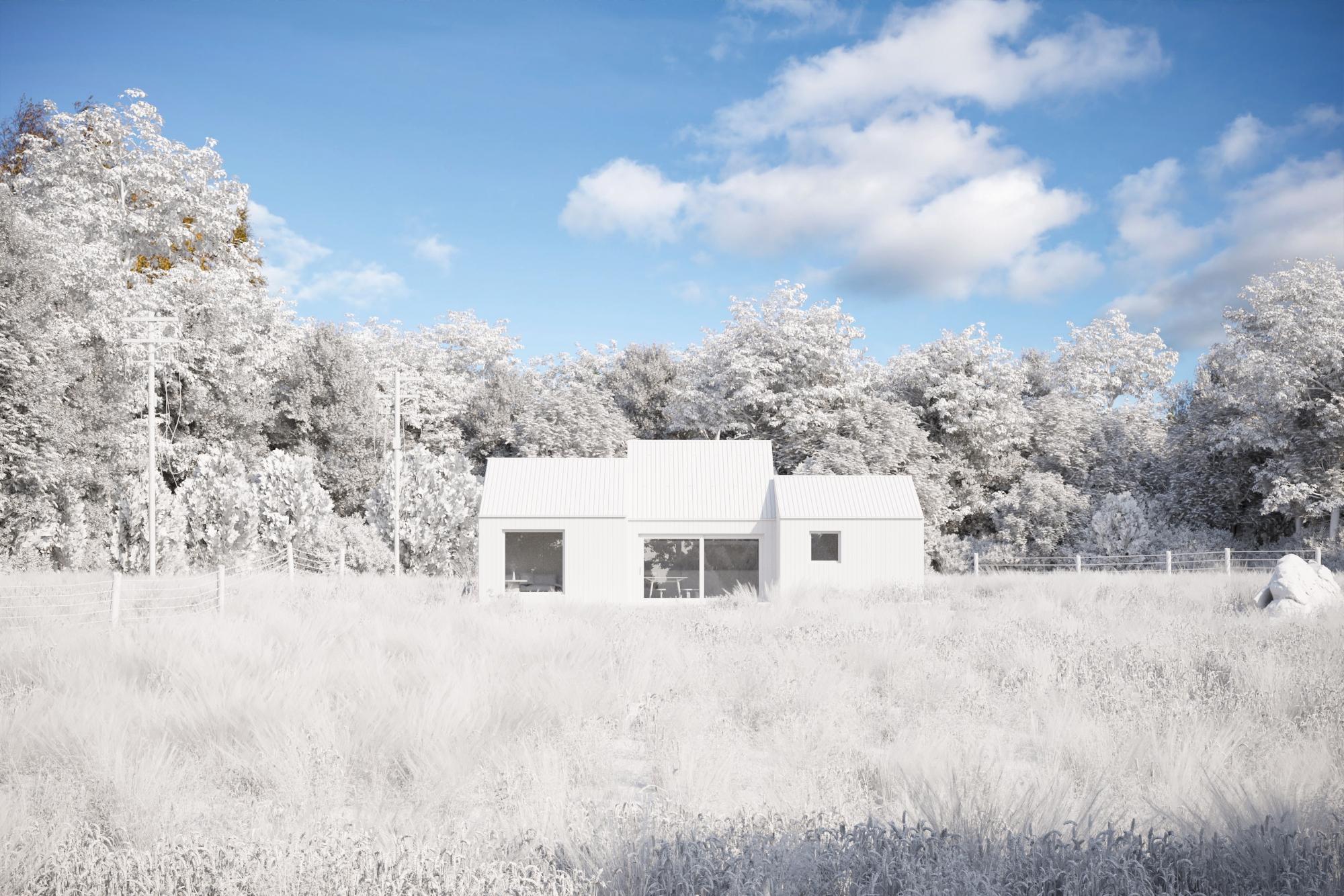 The FIELD HOUSE – MORE+ARCHITECTURE – Architectural Design