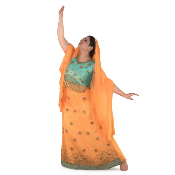 SEO title preview: Indian bride dancing - scanned 3d models - Renderbot